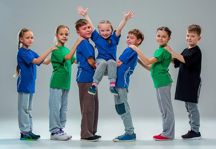5 ideas para motivar a un niño a bailar