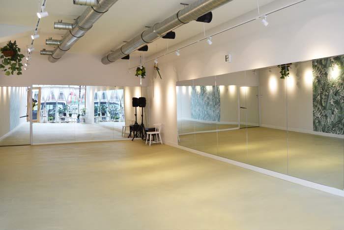 Alquiler sala baile en Donostia