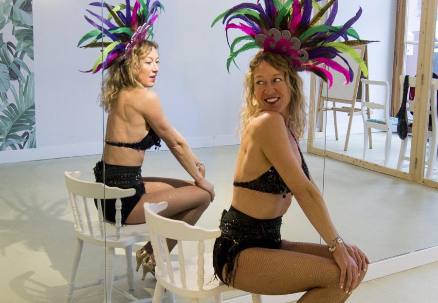 intensivo danza sensual en donostia